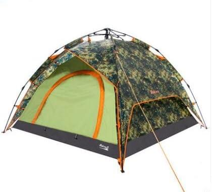 Al Aire Libre Tienda de campaña Camping Turismo multifunción Clip (4 Personas Ride Doble automática Tiendas de campaña: Amazon.es: Deportes y aire libre