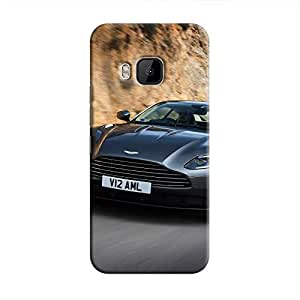 Cover It Up - AM DB11 One M9 Hard Case