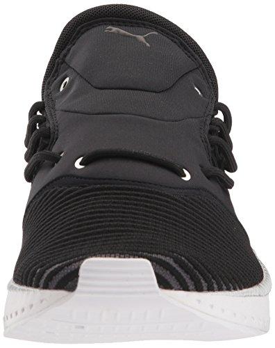 Puma Mænds Tsugi Shinsei Evoknit Sneaker Puma Sort-asfalt-puma Hvid nu8DAIN