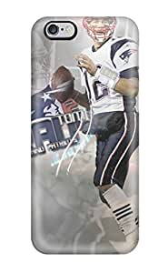 New Style Case Cover HqXgOgK3578PCWkf Tom Bradyhd Compatible With Iphone 6 Plus Protection Case