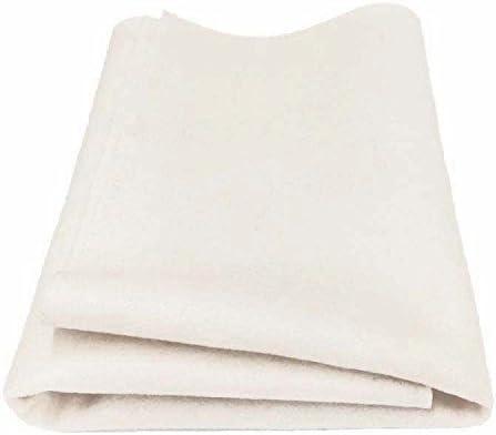 [해외]100% Merino Wool Craft Felt - UNDYED Ecru (Half Yard) / 100% Merino Wool Craft Felt - UNDYED Ecru (Half Yard)