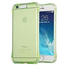 iPhone 7 Plus Case, Febe iPhone 7 Plus Illuminated Case, LED Light Up Luxury Fashionable Luminous Crystal Case for iPhone 7 Plus - Green