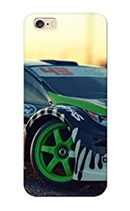 Improviselike Fashion Protective Ken Blocks Ford Fiesta Case Cover For Iphone 6 Plus
