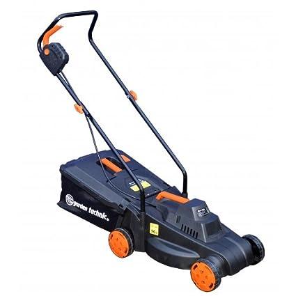 Elem Garden Technic LTDE1032-15 - Cortacésped eléctrico, 32 ...
