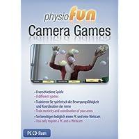 Physiofun Camera Games für PC, Training für Bewegungsfähigkeit und Koordination der Arme
