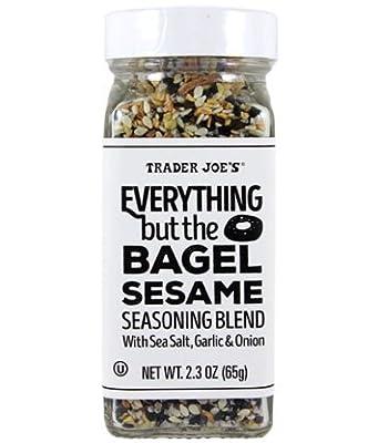 Trader Joe's Everything but the Bagel Sesame Seasoning Blend 2.3 Oz from Trader Joe's