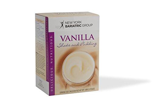 New York Bariatric Group Protein Shake/Pudding - Vanilla