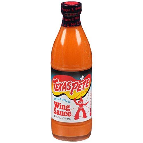 (Texas Pete Extra Mild Wing Sauce, 12 Fluid Ounce -- 12 per case.)