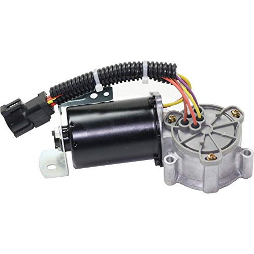 Transfer Case Motor compatible with Ford Ranger 04-05 / B4000 06-09 7 Pin-Type Terminals ()