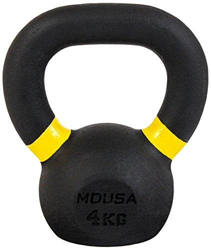 MDUSA V4 Black Series Kettlebell, 4kg