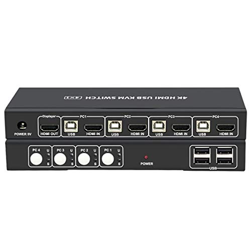 Most Popular KVM Switches