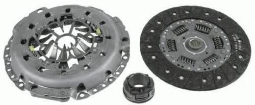 Kit Embrague Luk 038/198/141/Ex/ /624303700