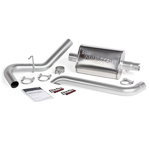 - Banks 51360 Exhaust System