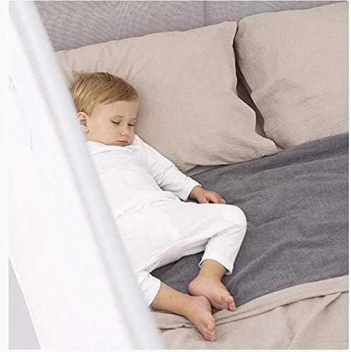 幼児のための安全ベッドレール、高さ調節可能なレールガード、補強アンカーおよびロック可能なバックル、エクストラロングガードレールベッドサイドフェンス付きベッドレールバンパー (Size : 2m)