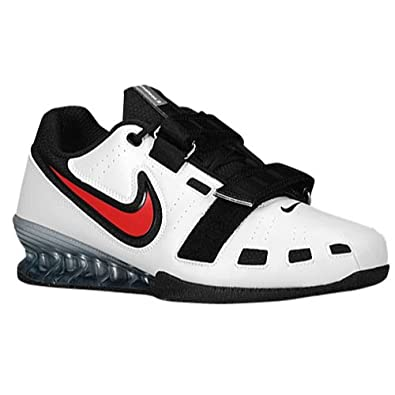 7e56ad3946e4 Nike Romaleos II Power Lifting White Black red  Buy Online at Low ...