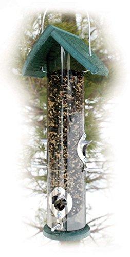 Going Green Mixed Seed Tube Bird Feeder ()