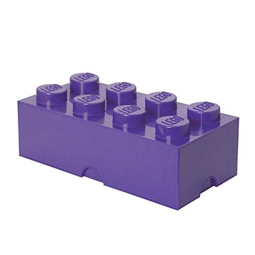Lego Friends Storage Brick 8 Medium Lilac