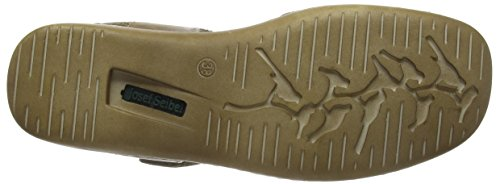 Josef Seibel Women's Lisa 01 Ankle Strap Sandals Beige (Taupe) 2TSZK