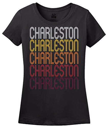 Charleston, SC | Retro, Vintage Style South Carolina Pride T-shirt