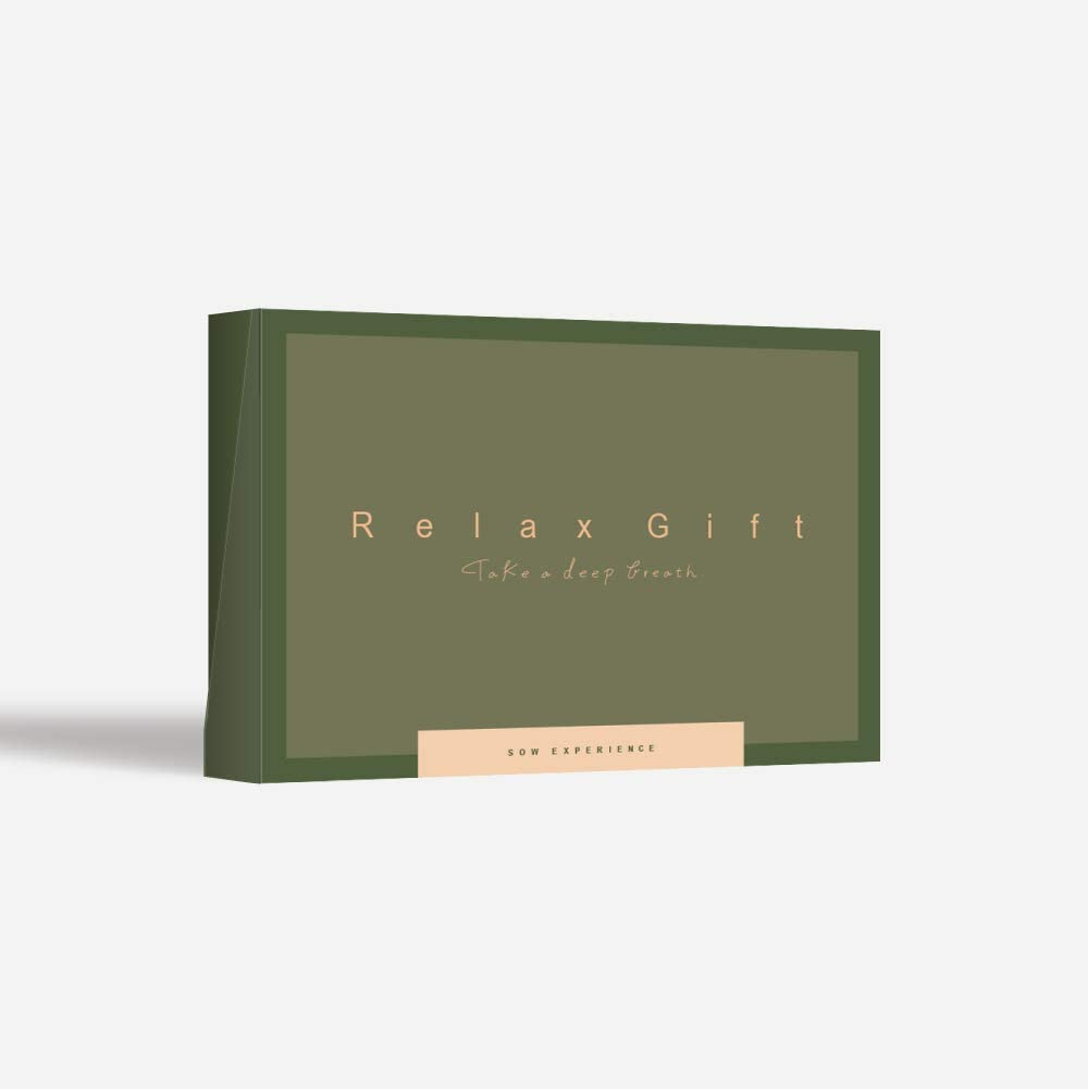 SOW EXPERIENCE(ソウ・エクスペリエンス) Relax Gift(GREEN)