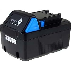 Batería para Aspirador en seco y húmedo Milwaukee M18 VC 4000mAh, 18 V, batería de ión de litio para herramienta eléctricas []