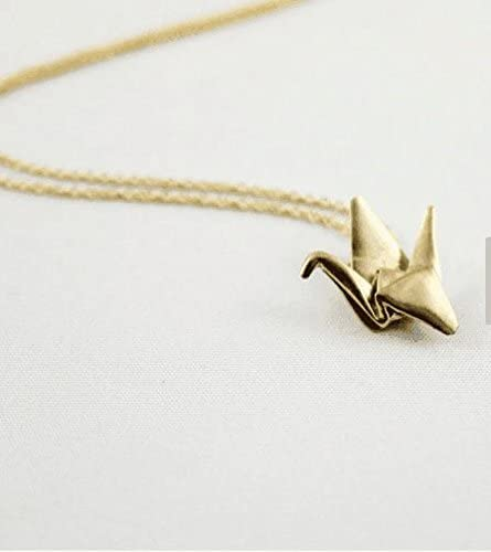 Get Swan Origami Necklace at ₹ 1199 | LBB Shop | 500x445