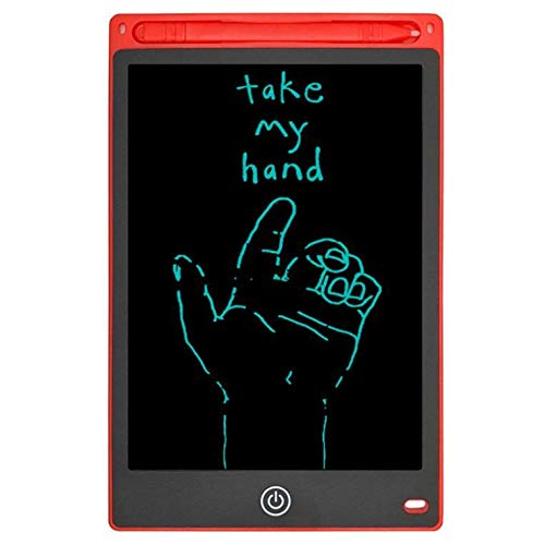 Junio1 Rilievo di Scrittura elettronico per Tablet da Tavolo per Bambini da 8,5 Pollici con tavoletta LCD Tavolette grafiche