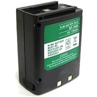 ExpertPower 12v 1100mAh NiMh High Capacity Two-way Radio Battery for Icom CM-166 IC-A3 IC-A3E IC-A22 IC-A22E
