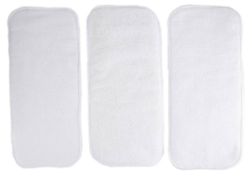 Microfiber Inserts for Cloth Diapers