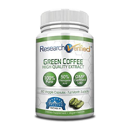 Green Coffee Bean Extract Chlorogenic