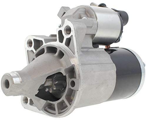 (New Starter for Chrysler Pacifica, Sebring, Town & Country, Dodge Caravan, Avenger, VW Routan 2.7L - 4.0L 2006,2007,2008,2009,2010 M000T32371 4608800AE 04608800AE 7B0-911-023A 336-2100 91-27-3444N)