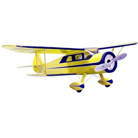 """35"""" Wingspan Waco ARE Wooden Airplane Kit (Suitable for sale  Delivered anywhere in USA"""