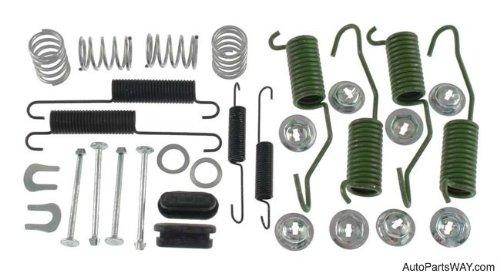 Carlson Quality Brake Parts 17215 Brake Combination Kit