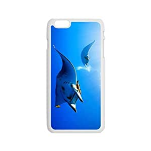 Devil Ray Hight Quality Plastic Case for Iphone 6 by lolosakes