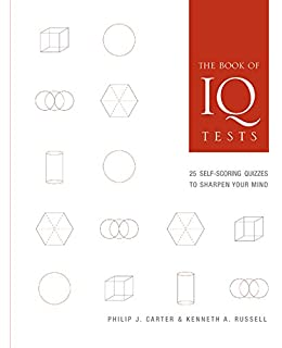 Self-Scoring IQ Tests (Self-Scoring Tests): Victor Serebriakoff