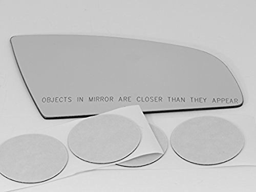 Audi A4, A5, A6, S4, S6, RS4 Right Passenger Convex Mirror Glass Lens w/ Adhesive USA. Alternative Direct Fit Over Glass for Models with Auto Dim Feature. See details. More - Direct Glasses Usa