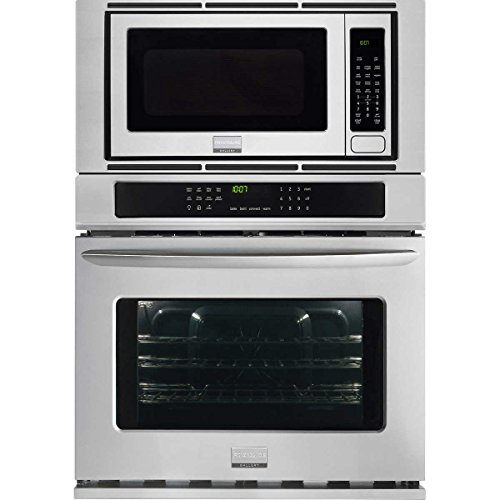 ": Frigidaire FGMC3065PF Gallery 30"" Stainless Steel Electric Combination Wall Oven - Convection"