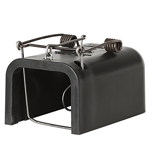 Box Trap (Victor The Black Box Gopher Trap 0625 - Reusable - Weather-Resistant)