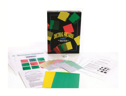 American Educational Decimal Squares Games