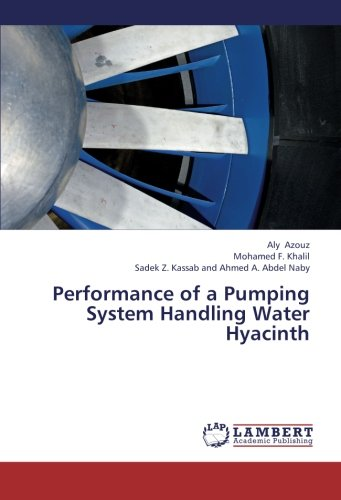 (Performance of a Pumping System Handling  Water Hyacinth)