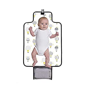 Baby Polar Gear Go Anywhere Changing Mat Balloons 8