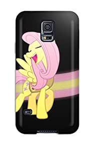 Protective Case For Galaxy S5(fluttershy)