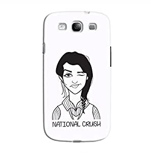 Cover It Up - National Crush Galaxy S3 Hard Case