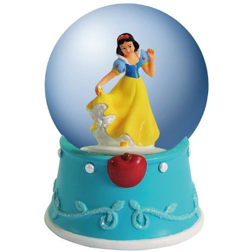 Westland Giftware Snow White Water Globe, 45mm