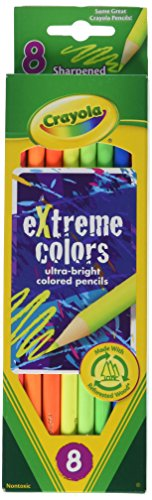 Crayola 8 Count eXtreme Pencils 68 1120 product image