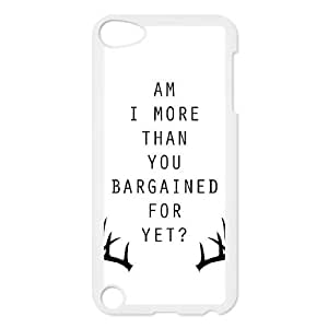 Fall out boy 003 iPod Touch 5 Case White TPU Phone Case RV_644778