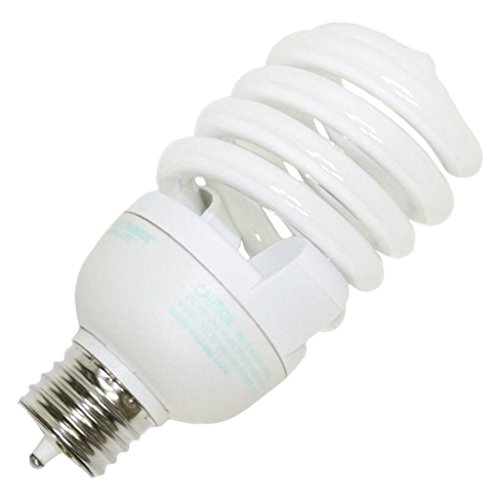 Litetronics 56820 - L-27450 Twist Medium Screw Base Compact Fluorescent Light Bulb