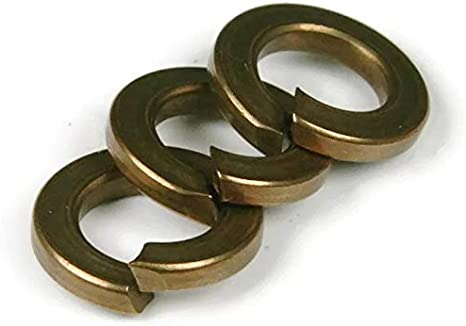 Silicon Bronze Lock Washer 1//2 Qty 25