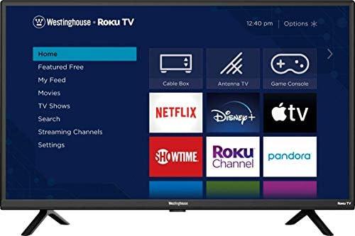 Westing-House WR32HB2200 32-INCH Class LED HD Smart WiFi TV 2021 Model (Renewed)