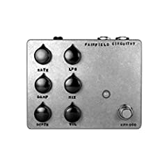 New Fairfield Circuitry Shallow Water K-Field Modulator Pedal. The Shallow Water is a modulation pedal closely resembling vibrato/chorus. Shallow Water randomly modulates a short time delay to create unexpected shifts in pitch. The result is ...